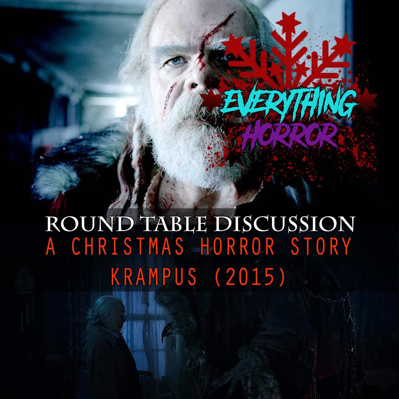 Christmas Horror Story Krampus.Special Christmas Round Table A Christmas Horror Story