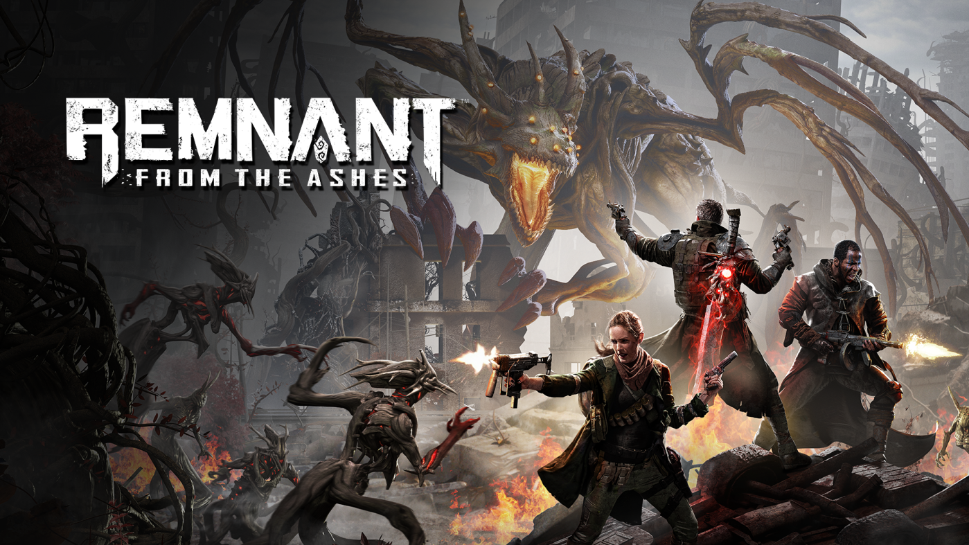 Remnant: From The Ashes is an upcoming post-apocalyptic