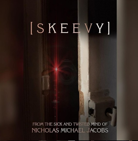 Skeevy' Indie Horror Movie's Official Poster Released by