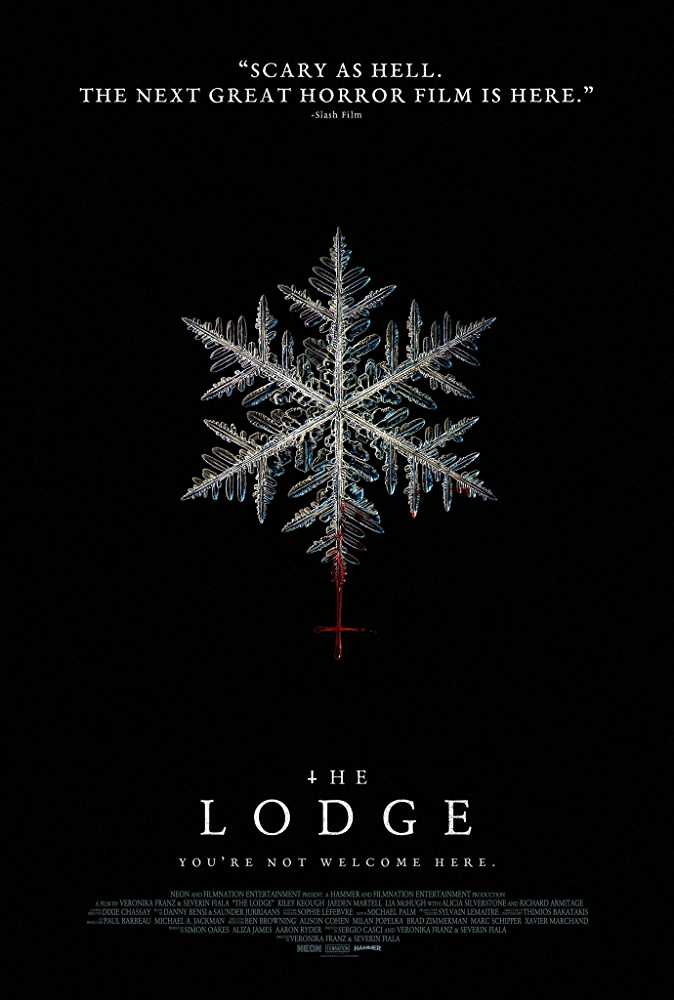 The Lodge (2019) Horror Movie's Official Trailer Released by