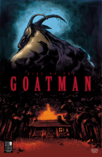 Afterlight Comics Goatman Cover