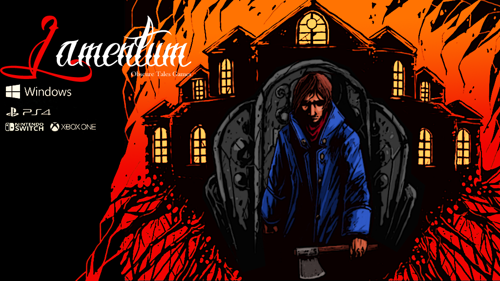 Lamentum A Scary Pixel Art Survival Horror Game For Pc
