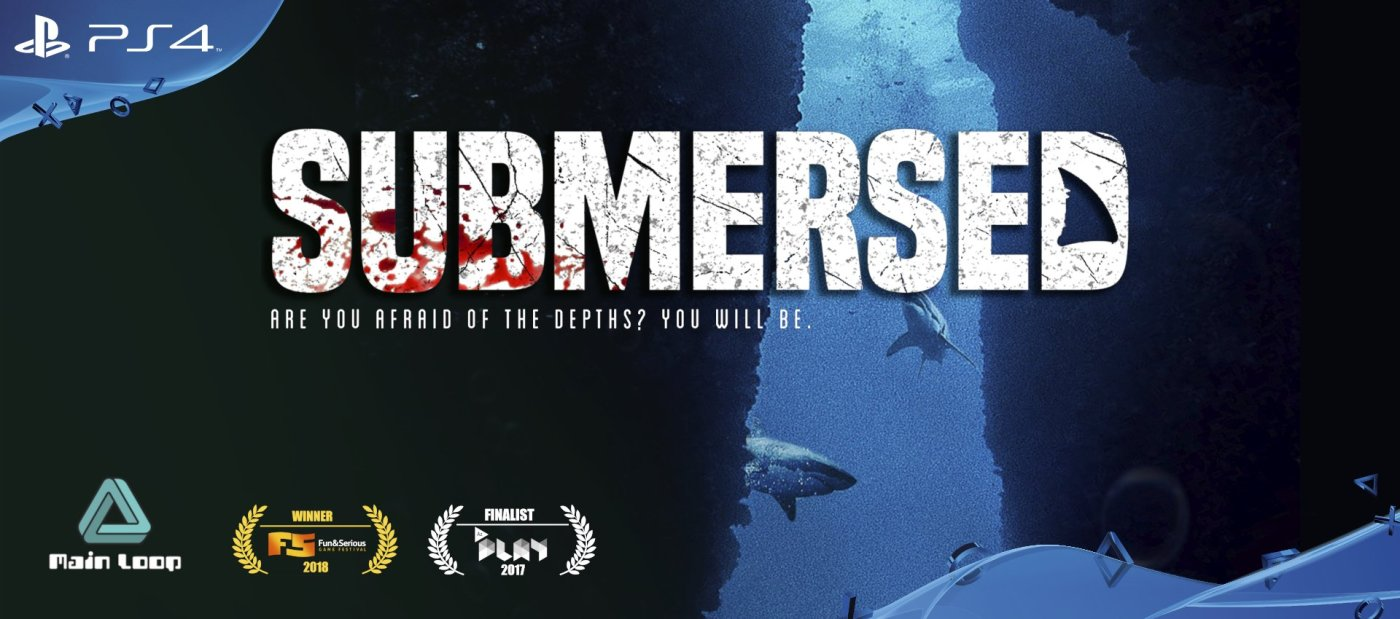 Submersed by Main Loop is a Survival Horror Game on PS4