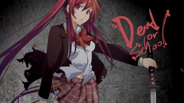 DEAD OR SCHOOL- Hack & Slash Role Playing Anime Game in a