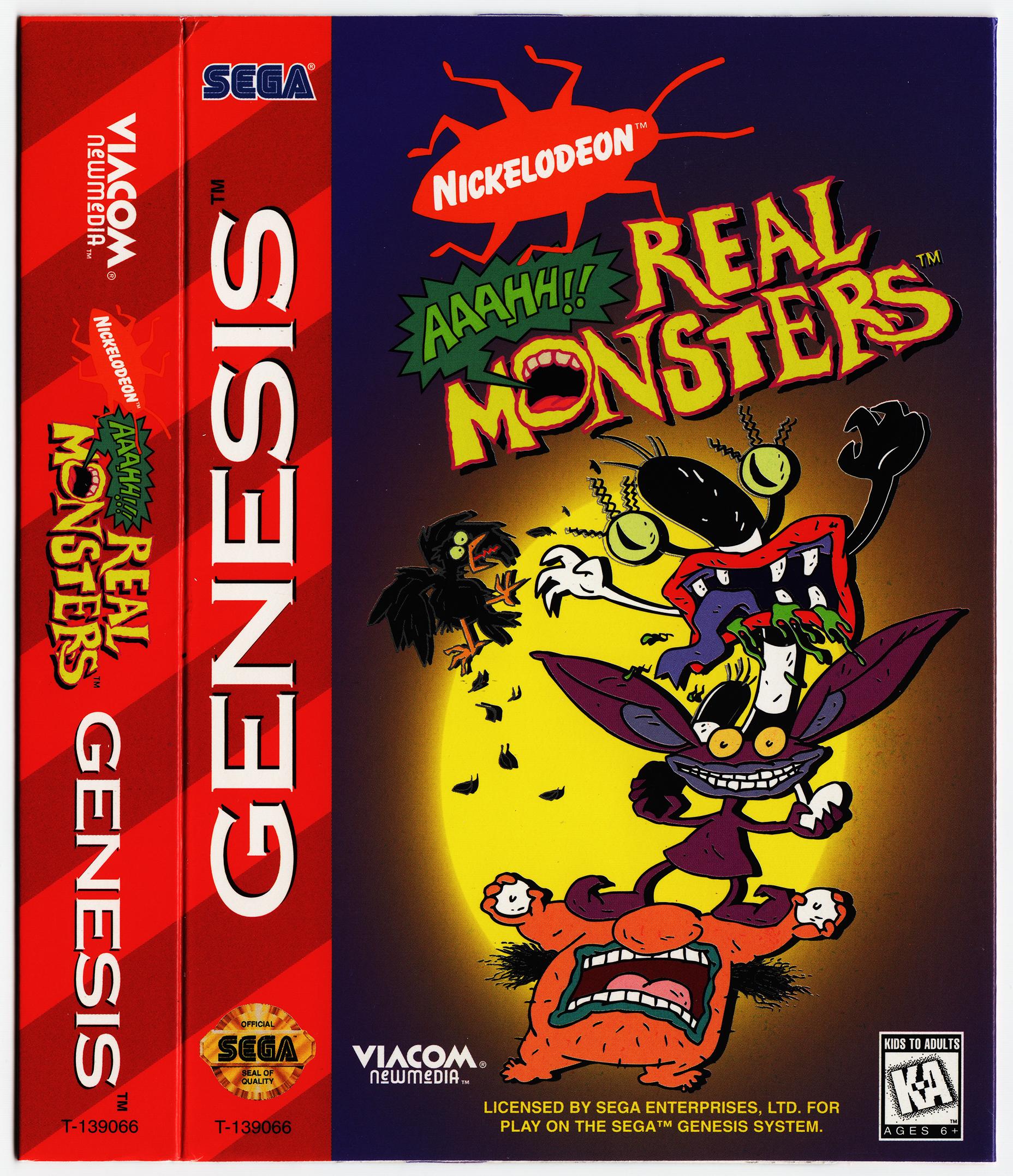 Aaahh Monster