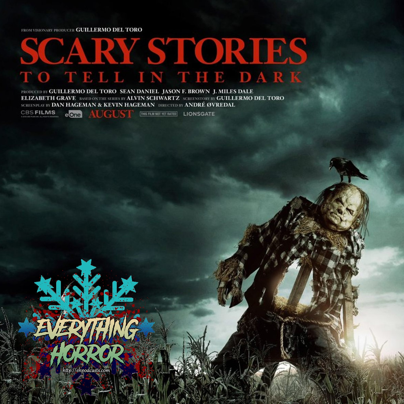Scary Stories To Tell In The Dark (Movie)